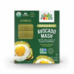 Avocado Mash 16 Pack Packaging
