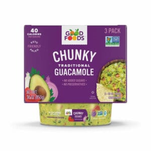 Chunky Guacamole 3 Pack Packaging